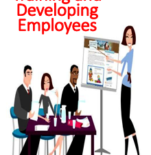 Training and Developing Employees – Human Resources
