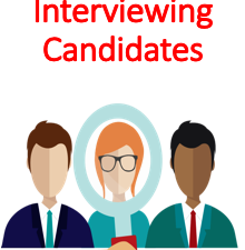 Interviewing Candidates – Human Resource