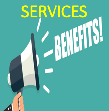 Benefits and Services – Human Resource