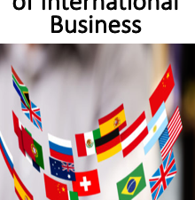 The Organization of International Business (International Business)