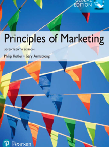 Principles of Marketing (17th Edition) Book PDF
