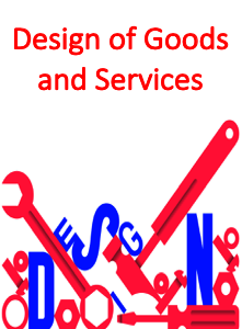 Design of Goods and Services Teaching resources