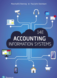 Accounting Information System 14th Edition by Marshal B. Romney, Paul J. Steinbart