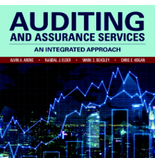 Test Bank for Auditing and Assurance Services 17th Edition by Alvin A. Arens, Randal J. Elder, Mark S. Beasley, Chris E. Hogan