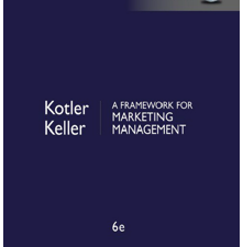 A Framework for Marketing Management Global 6th Edition Book