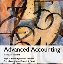 Advanced Accounting 13th Global Edition Book