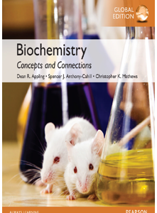 Biochemistry Concepts and Connections Global Edition by Dean R Appling; Spencer J Anthony-Cahill; Christopher K Mathews