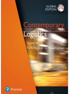 Contemporary Logistics Global 12th Edition Book by Paul R. Murphy, Jr., A. Michael Knemeyer