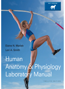 Human Anatomy & Physiology Laboratory Manual Cat Version 12th Edition by Elaine N. Marieb, Lori A. SmithHuman Anatomy & Physiology Laboratory Manual Cat Version 12th Edition by Elaine N. Marieb, Lori A. Smith