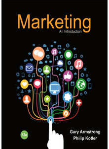 Marketing An Introduction 13th Edition Book by Gary Armstrong, Philip Kotler