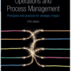 Operations and Process Management 5th Edition book by Nigel Slack and Alistair Brandon-Jones