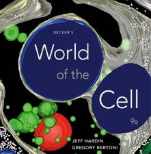 Test Bank for Becker's World of the Cell 9th Edition book