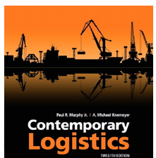 Test Bank for Contemporary Logistics 12th Edition Book