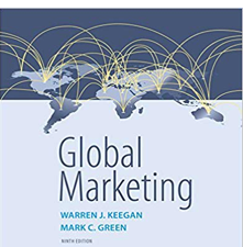 Test Bank for Global Marketing 9th Edition Book