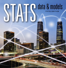 Test bank for Stats: Data and Models 5th Edition book