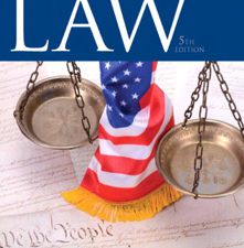 Introduction to Law 5th Edition by Joanne B. Hames, Yvonne Ekern