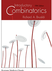 Introductory Combinatorics 5th Edition Book by Richard A. Brualdi