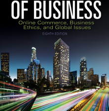 Legal Environment of Business Online Commerce, Ethics, and Global Issues, 8th Edition Book