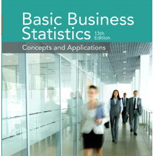Test Bank for Basic Business Statistics Concepts and Applications 13th Edition