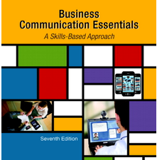 Test Bank for Business Communication Essentials 7th Edition