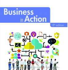Test Bank for Business in Action 8th Edition