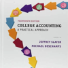 Test Bank for College Accounting A Practical Approach 14th Edition Book by Jeffrey Slater, Mike Deschamps