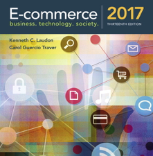 Test Bank for E-Commerce 2017 13th Edition Book