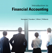 Test Bank for Introduction to Financial Accounting 11th Edition Book
