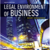 Test Bank for Legal Environment of Business 9th Edition by Henry R. Cheeseman