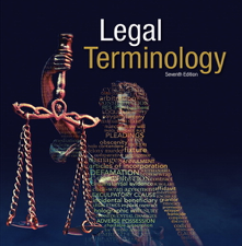 Test Bank for Legal Terminology 7th Edition by Kent D. Kauffman, Gordon W. Brown