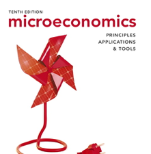 Test Bank for Microeconomics Principles, Applications and Tools 10th Edition