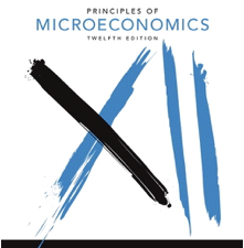 Test Bank for Principles of Microeconomics 12th Edition Book