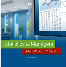 Test Bank for Statistics for Managers Using Microsoft Excel 8th Edition