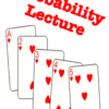 Probability Lecture (Elementary Statistics Module)