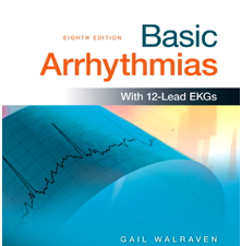 Test Bank for Basic Arrhythmias 8th Edition by Gail Walraven