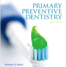 Test Bank for Primary Preventive Dentistry