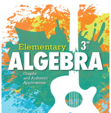 Solutions Manual for Elementary Algebra Graphs and Authentic Applications