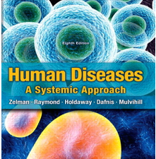 Test Bank for Human Diseases 8th Edition