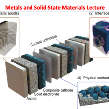 Metals and Solid-State Materials Lecture