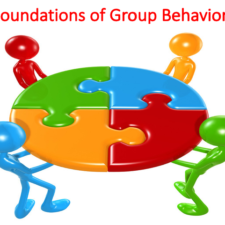 Foundations of Group Behavior Lecture