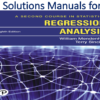 Solutions Manual for A Second Course in Statistics Regression Analysis 8th Edition by William Mendenhall, Terry T. Sincich
