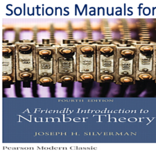 Solutions Manual for A Friendly Introduction to Number Theory 4th Edition