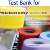 Test Bank for Phlebotomy Simplified 2nd Edition by Diana Garza, Kathleen Becan-McBride