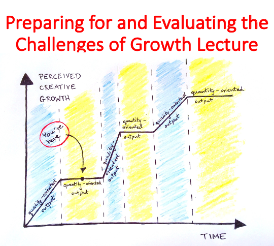 Preparing for and Evaluating the Challenges of Growth Lecture