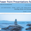 Power Point Presentations for Learning the Art of Helping Building Blocks and Techniques 7th Edition by Mark E. Young