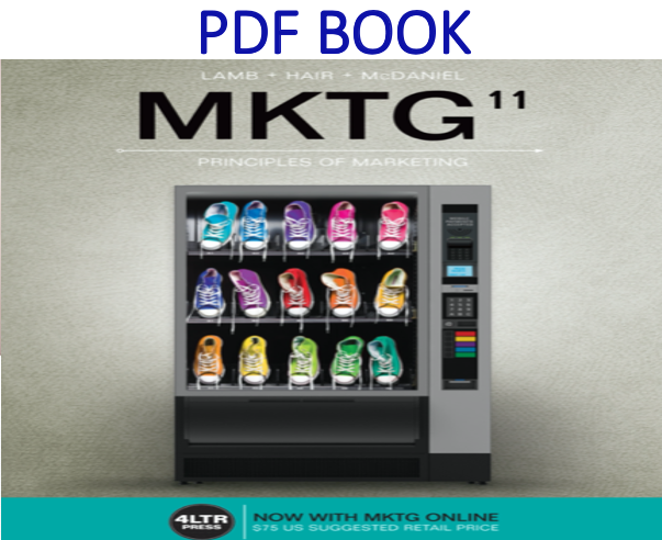 MKTG 11th Edition PDF Book