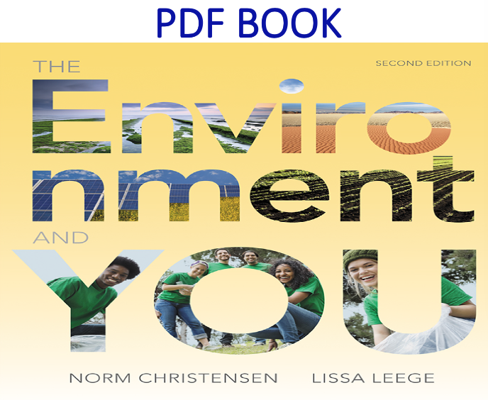The Environment and You 2nd Edition PDF Book