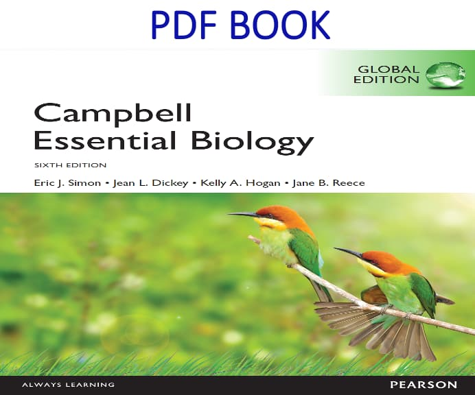 Campbell Essential Biology 6th Global Edition
