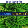 Test Bank for Organic Chemistry 8th Edition