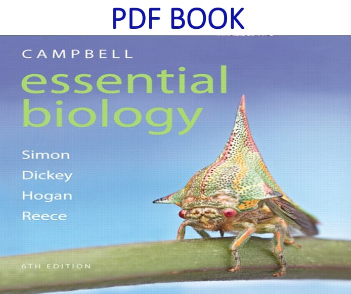 Campbell Essential Biology 6th Edition PDF Book